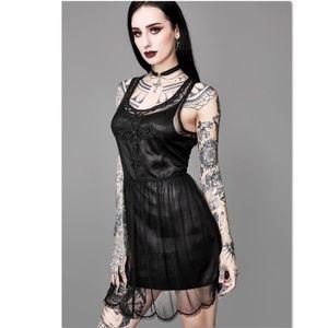 Widow 'Divine Being' beaded dress
